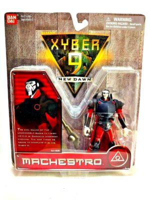"XYBER-9 (New Dawn) Fox-Kids ""Rare-Vintage"" (1999)"