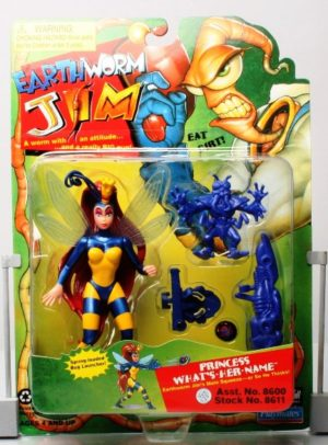 "Earth Worm Jim Collection Series ""Rare-Vintage"" (1994)"