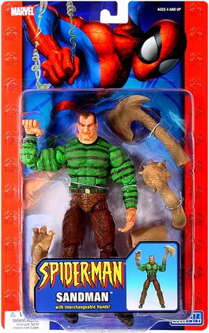 Sandman Spider-man Classics-2004