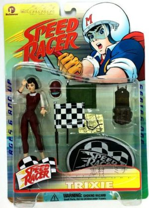 Speed Racer Trixie action figure-0 - Copy
