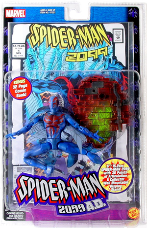 Spider-man 2099 (with Comic)
