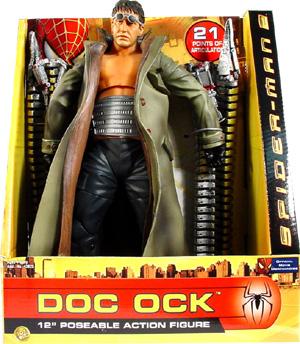 Spider-man Movie 12 inch Doc Ock