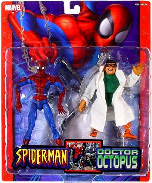 Spider-man vs Doctor Octopus Spider-man Classics