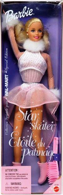 Star Skater Barbie (Blonde)-0