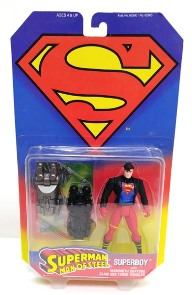 "Superman (""Man Of Steel"") The Animated Series (Kenner Originals) ""Rare-Vintage"" (1995-1999)"