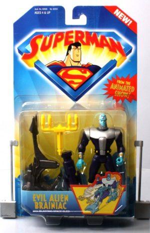 Superman Evil Alien Brainiac