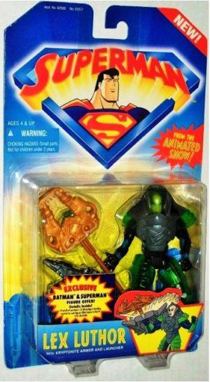 Superman Lex Luthor The Animated Show