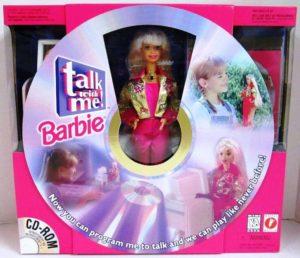 Talk with Me Barbie (Blonde)