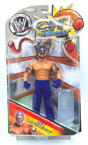 """Vintage WWE Off The Ropes """"Limited Production Run""""! Series-9 (Jakks Pacific Collection) """"Rare-Vintage"""" (2005)"""