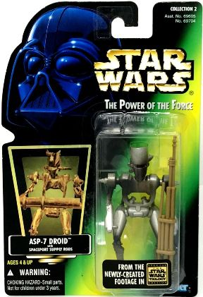 ASP-7 Droid (Hologram)(Coll-2 #00)-0