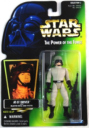 AT-ST Driver (Hologram)(Coll-2 #00) - Copy