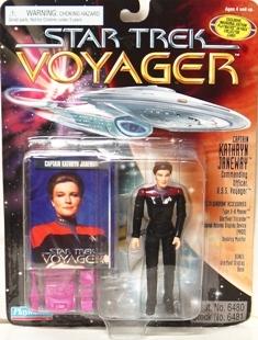 "Star Trek (U.S.S. Voyager Series Collection) ""Rare-Vintage"" (1995)"