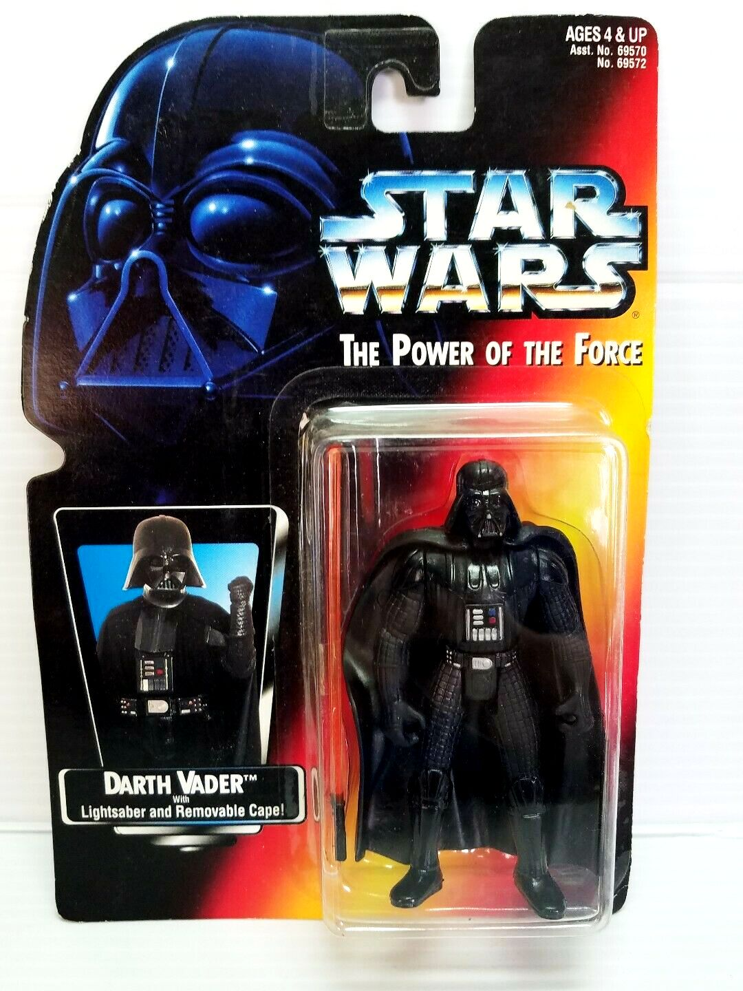 Star Wars Fighter Pods Series 4 #3 DARTH VADER HOLOGRAM Micro Figure