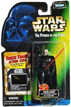 "Star Wars (Vintage Collection) Classic Feature Film Movie (""Power Of The Force"" Collection Series) ""Rare-Vintage"" (1993-1999)"