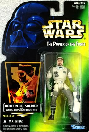 Hoth Rebel Soldier (Survival Backpack-Holo) (Coll-2 #00)-00 - Copy