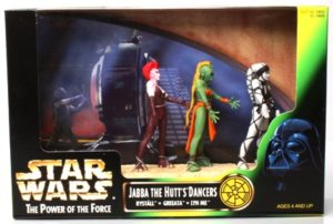 "Star Wars The Power Of The Force II (""Cinema & 3-D Pop-Up Diorama Scenes Vintage Kenner Collection Series"") ""Rare-Vintage"" (1997-1998)"