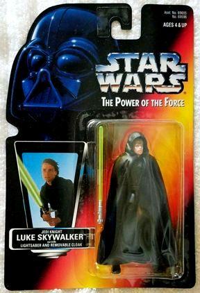 Jedi Knight Luke Skywalker - Copy