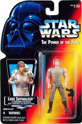 Luke Skywalker (Dagobah) Long Variant (0)