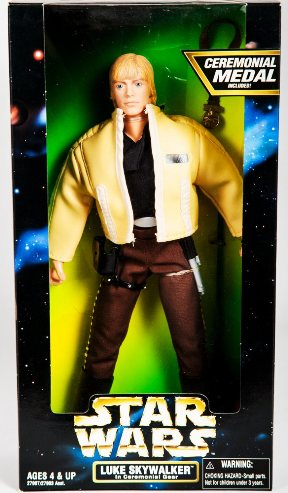 "Star Wars (Episode-IV) A New Hope (""The Kenner Collection 12-inch Vintage Series"") ""Rare-Vintage"" (1997)"