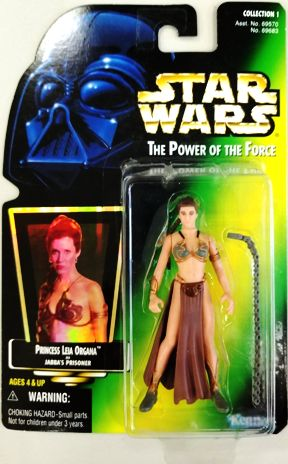 "Star Wars The Power Of The Force (""Holographic Green Cards"") Kenner Vintage Collections-1, 2 & 3) ""Rare-Vintage"" (1996-1997)"