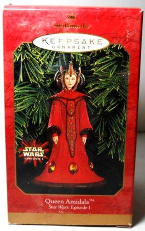Queen Amidala Star Wars Episode-1 Ornament