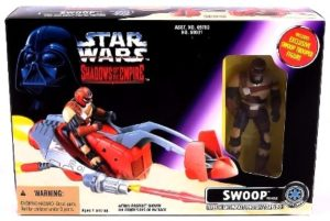 "Star Wars (Shadow Of The Empire Collection) Deluxe Box Sets, Blister Cards & Comic Packs Edition (Kenner Vintage Collection) ""Rare-Vintage"" (1996)"