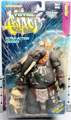 "Spawn Total Chaos Series 02 ""Rare-Vintage"" 1996"