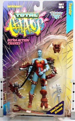 "Spawn Total Chaos Series 01 ""Rare-Vintage"" 1996"