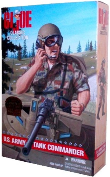 12 U.S. Army Tank Commander 1997