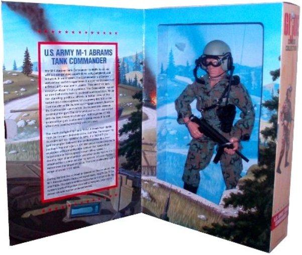 12 U.S. Army Tank Commander 1997-a