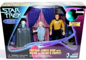 "Star Trek (Alien Series Box Set) 3-Pc Collectors Edition ""Rare-Vintage"" (1998)"