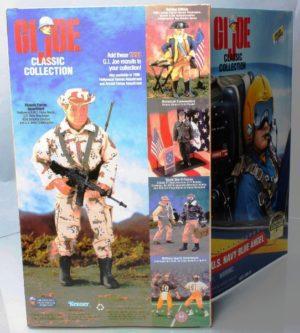 GI JOE (Classic Collection) U.S. Navy Blue Angel-01a - Copy