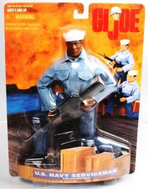 GI JOE U.S. Navy Serviceman AFRICAN AMERICAN-0 - Copy (2)