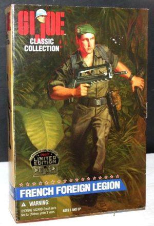 GI Joe French Foreign Legion (African American)