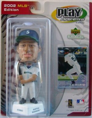 Ichiro 2002 Play Makers Seattle Mariners (2)