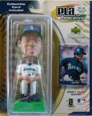 Ichiro Play MakersMariners (Green Base)