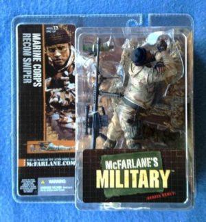"Mcfarlane (Military Series) ""Rare-Vintage"" 2005"