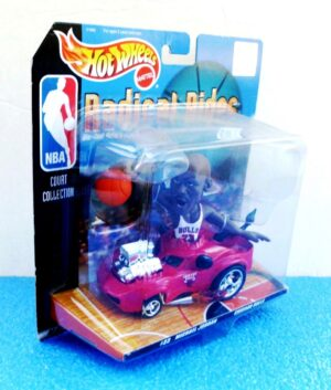 Michael Jordan (Hot Wheels Radical Rides Chicago Bulls) (3)