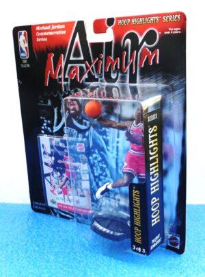 Michael Jordan Maximum Air Playoff Sensation (Hoop Highlights) (3)