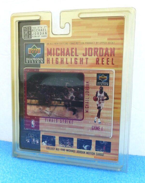Michael Jordan NBA Finals (Limited Edition Highlight Reel) (3)