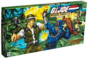 "Mission Cobra Headquarters ""Game Box Set (0)"