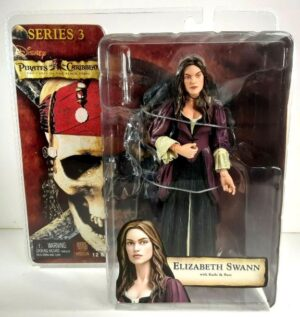"""Pirates of the Caribbean (The Curse of the Black Pearl) Disney/Neca ToysCollection """"Rare-Vintage"""" (2006)"""