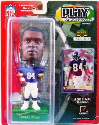 Randy Moss 2001 NFL Edition