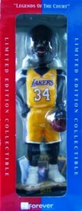 Shaquille Forever Collectibles 2003 -(1a)