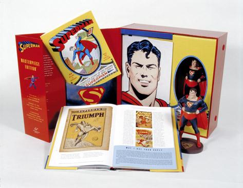Superman Masterpiece Edition