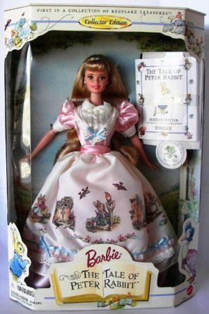 "Barbie Children's Stories Vintage Collection (Children's Collector Edition Series) ""Rare-Vintage"" (1995-1999)"