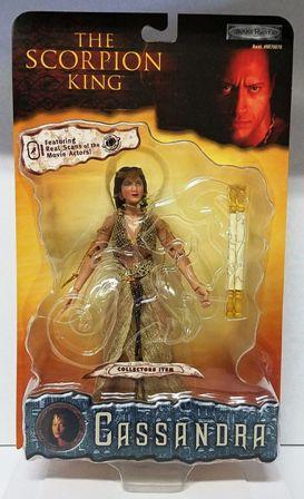 Cassandra (Rare) The Scorpion King-1