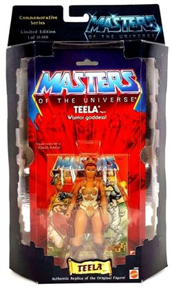 "Masters Of The Universe (""Exclusive Limited Editions & Series"") ""Rare-Vintage"" (2000-2006)"