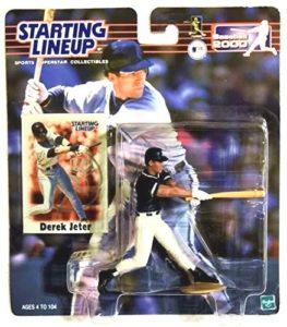 Derek Jeter (Starting Lineup) 2000-0a1