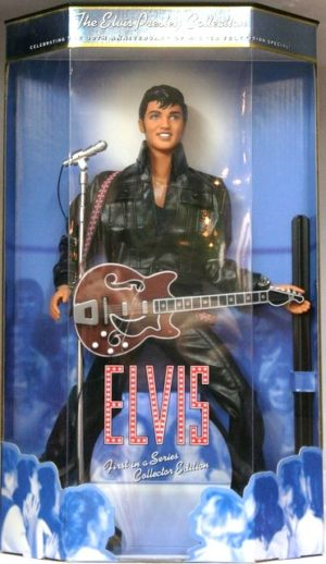 Elvis Presley Doll-00